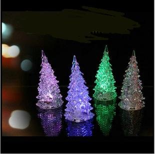 domire color changing christmas decoration night light tree - Color Changing Christmas Tree Lights