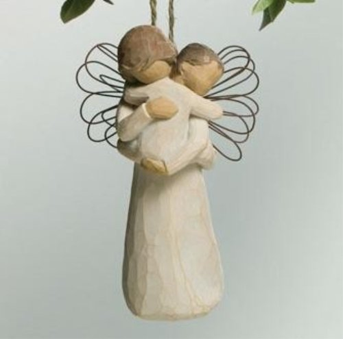 Willow tree angel s embrace ornament let buy christmas